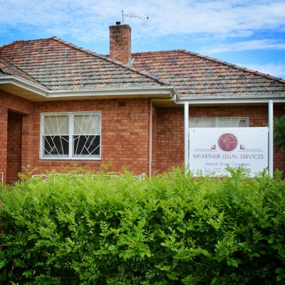 McArthur Legal Services Abbott Street Gunnedah NSW 2380